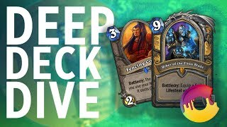 Wild OTK Paladin! Deep Deck Diving w/ DannyDonuts! | Hearthstone | [The Boomsday Project]