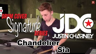 Chandelier Sia Remix [Drum Cover]