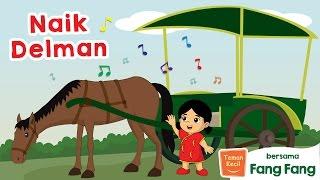 Lagu Anak Indonesia - Naik Delman - Teman Kecil