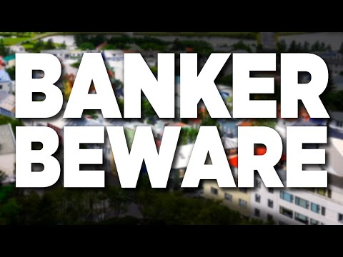 Iceland Does The Unimaginable To Its Criminal Bankers