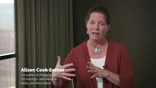 Pedagogical Partnerships – Book Trailer