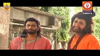 Part 2 - Satya Harischandra Charitra Folk Movie - Telangana Devotional Songs - Telangana Charitralu