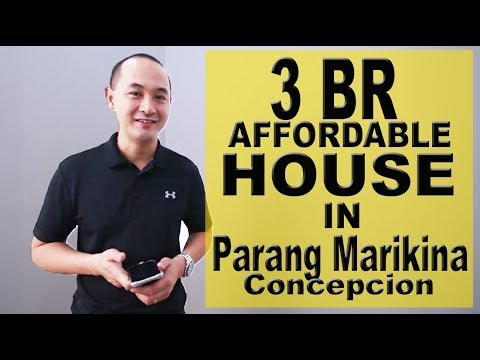 ID#436 Affordable House and lot in Parang Marikina Concepcion 2