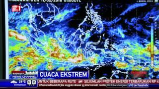 BMKG: Hujan Diprediksi Sampai Akhir Februari