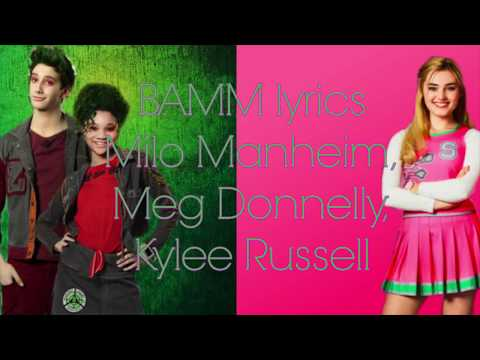 BAMM ~ Milo Manheim, Meg Donnelly, Kylee Russell ~ Lyrics