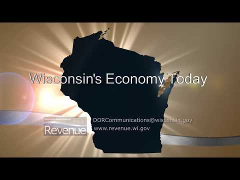 Wisconsin's Economy Today - Job Growth Gains in all sectors