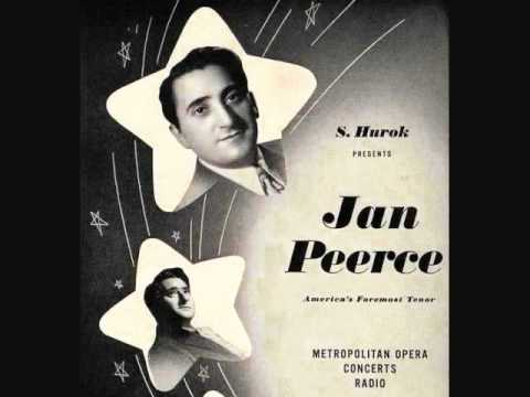 Jan Peerce - Because (1945)
