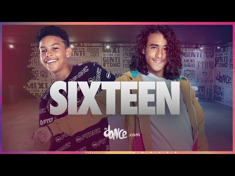 Sixteen - Ellie Goulding  (Coreografia Oficial) Dance Video