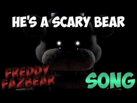 [FNaF/SFM] He's a scary bear! | Freddy Fazbear Song (Griffinilla)