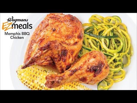 Wegmans EZ Meals - Memphis BBQ Chicken