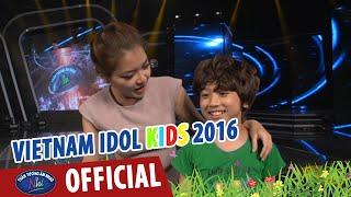 vietnam idol kids - top 8 tap luyen cung ca si thanh ngoc