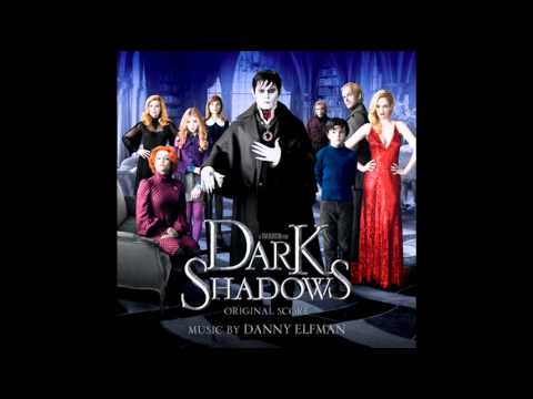 Danny Elfman Dark Shadows OST - Prologue