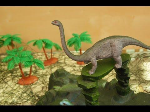 Динозавры. Доброта спасет в самые тяжелые моменты. Мультик о динозаврах
