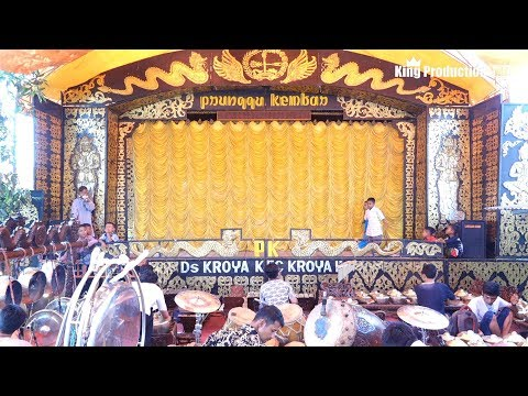 Live Sandiwara Perunggu Kembar Desa Pranggong Arahan Indramayu Malam, 19 Juni 2018