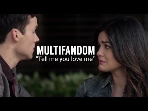 """Tell me you love me"" - Subtitulos al español [MULTIFANDOM] Mp3"