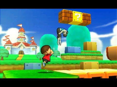 SUPER SMASH BROS 3DS ROM DOWNLOAD