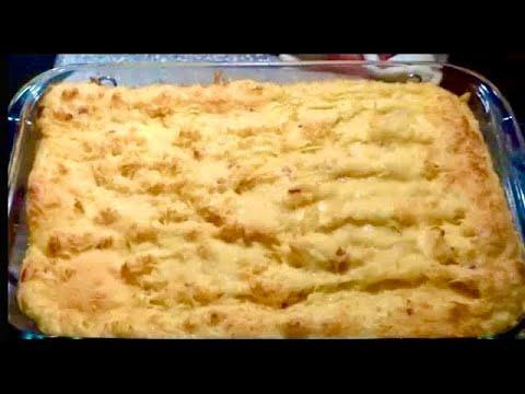 purée-de-pomme-de-terre-enfournée-avec-fromage-&-bacon---recette-#156