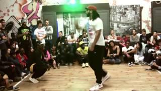 Battle Qui est le Best - Quart de finale 4 - Hip-hop -Jarod vs Kakashi