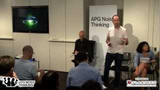 Andy Nairn | Whoever owns the data owns the conversation | APG Noisy Thinking