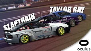 Live For Speed - Drifting w/Slaptrain and Taylor Ray!