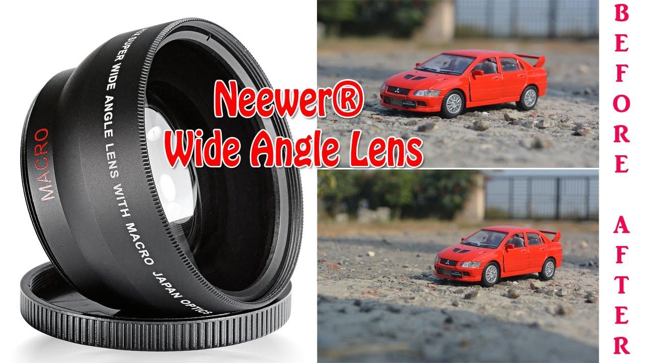 NeewerR Wide Angle Lens