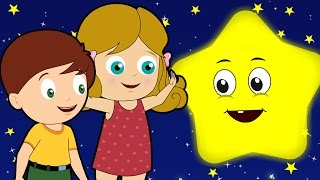 Twinkle Twinkle Little Star | Nursery Rhymes | Ep 50 by Nursery Rhyme Street