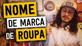 COMO CRIAR NOME DE MARCA E LOJA DE ROUPAS INESQUECÍVEL