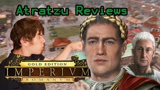Atratzu Reviews: Imperium Romanum - A City builder for the Latin in you