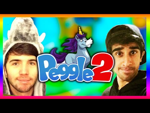 PEGGLE #1 with Vikk & Josh (Peggle 2 Gameplay)