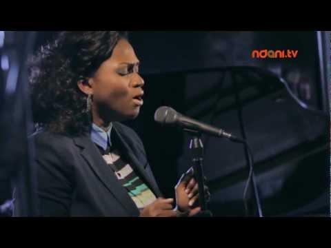 Ndani TV: Waje delivers a stellar rendition of her new single 'I Wish' on Ndani Session