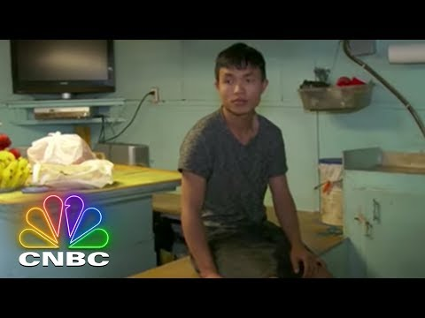 Oceans Of Crime: Hawaii's Foreign Labor Force | CNBC Prime