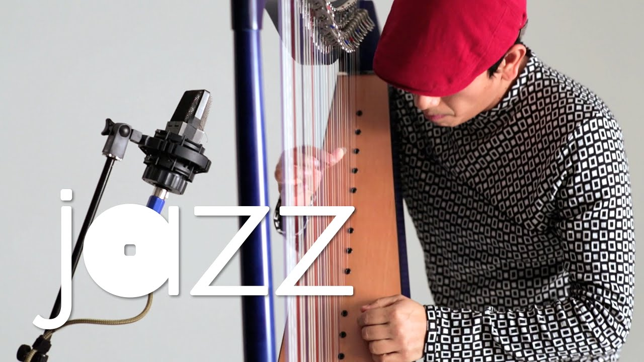 Live Sessions: EDMAR CASTANEDA, Harp (Full Version)