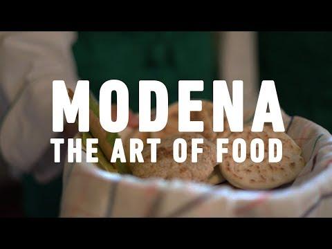 Modena the Art of Food (EN-IT Sub)