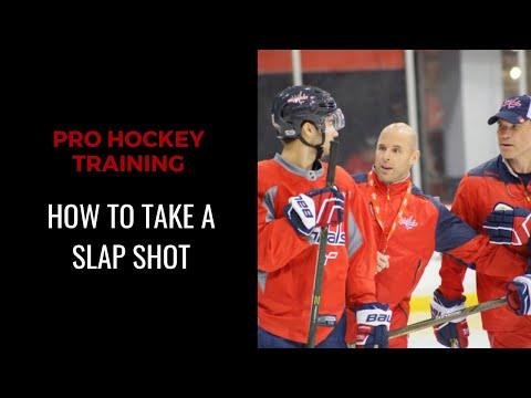 PRO HOCKEY TRAINING: Master The Perfect Slap Shot