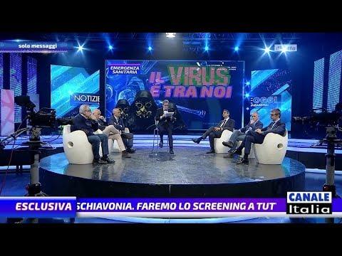Coronavirus, Zaia: 'Svuotiamo progressivamente su mia scelta l'intero ospedale di Schiavonia'