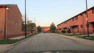 CHICAGO'S ALTGELD GARDENS / PHILLIP MURRRAY HOUSING PROJECTS