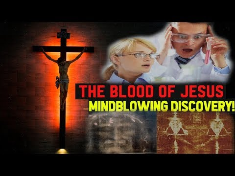Biggest Discovery Ever Made! Blood of Jesus Tested in Labora