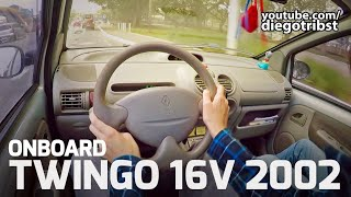 Twingo 1.0 16V Pack 2002 | Onboard
