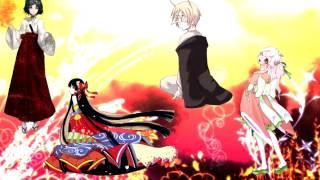 【8人】 firefly ★ garden  【夢と葉桜 / Yume to Hazakura】