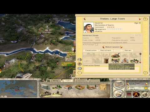 Roma Surrectum 2: Sparta - Part 3 - ROMAN TRAITORS!!!