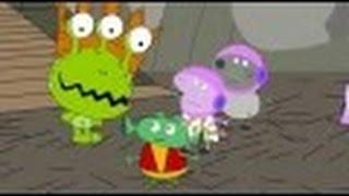 Свинка Пеппа и Пришельцы Мотус Аними Часть 5 Мультфильм анимация Новые серии Peppa pig