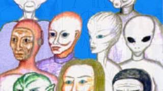 Cover images Diferentes tipos de civilizaciones extraterrestres secuestrando humanos en Brasil y resto del mundo.