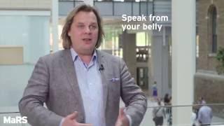 Winning Body Language: Startup Tips