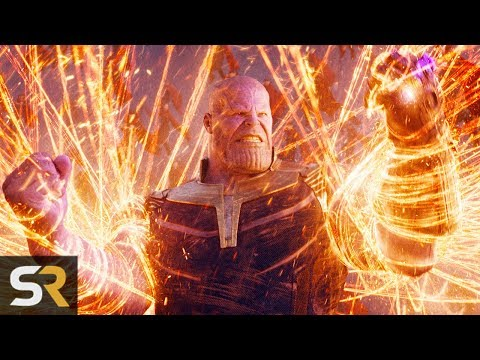 25 Facts About Thanos Infinity War Doesn't Tell You