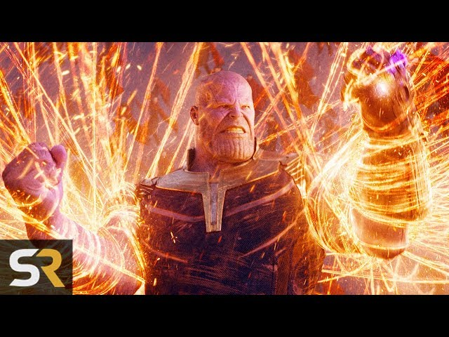 25 Facts About Thanos Infinity War Doesnt Tell You