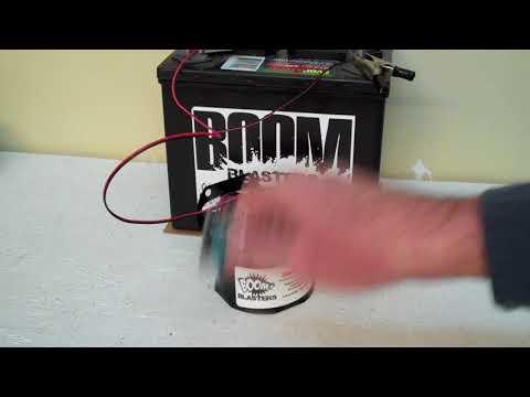 US Marine Corps Musical Car Horn Wireless