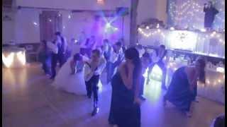 Gangnam Style/Party Rock Anthem Wedding Dance