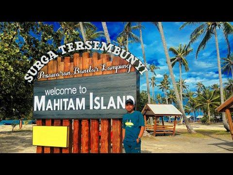 Mahitam Island | Surga Tersembunyi Di Bandar Lampung