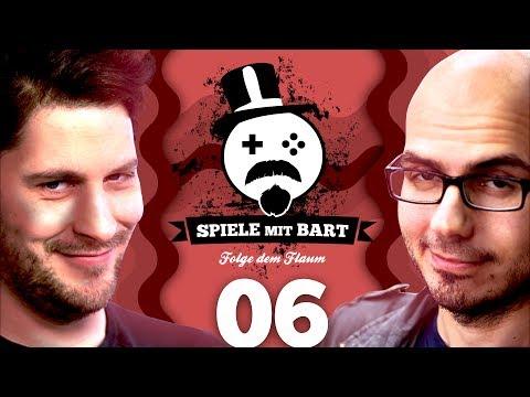 Spiele mit Bart mit Simon & Gregor #006 | Project Scissors: NightCry