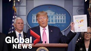 Coronavirus Outbreak: Donald Trump, Cdc Addresses U.s. Preparedness For Possible Covid-19 Threat